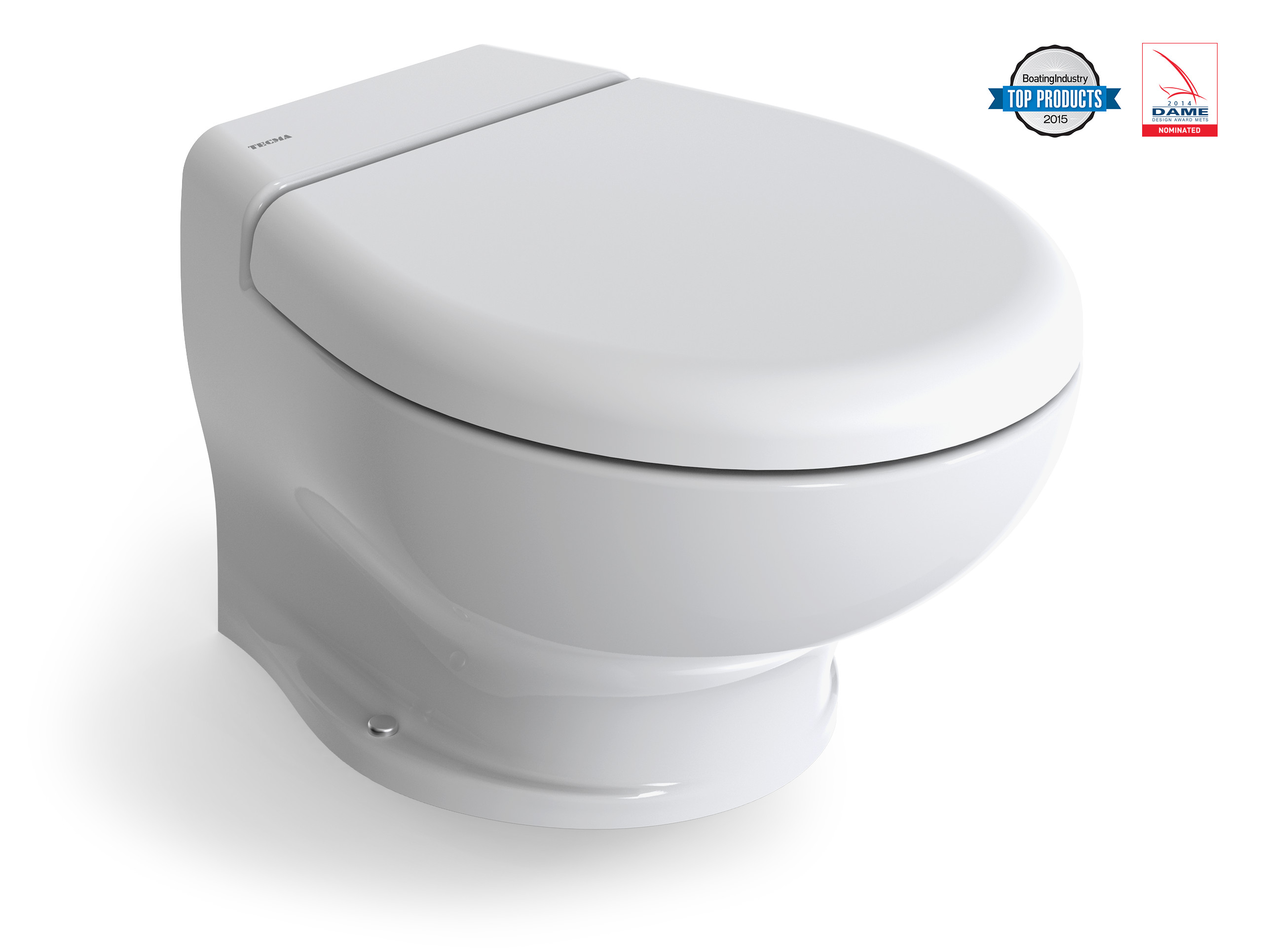 Nano toilet designed by Emanuele Pangrazi is Top Product 2015