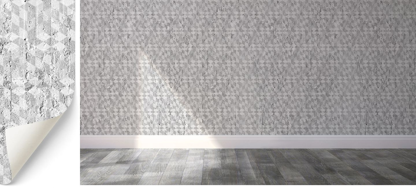 Optical Cube wallpaper designed by Emanuele Pangrazi
